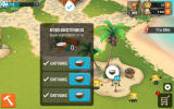 Minions Paradise Android Collect the coconuts that have been harvested (Dutch version).