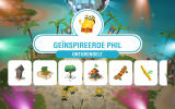 Minions Paradise Android New buildings and items are unlocked after leveling up (Dutch version).