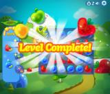 Jolly Jam Browser Level complete