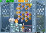 Bust-A-Move 4 Arcade Playing as Gigant in puzzle mode