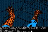 Spider-Man Apple II Royally shafted