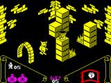 Knight Lore ZX Spectrum I think I understand the mystery of the grail now, but I had to watch a walkthrough video first I admit.