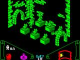 Knight Lore ZX Spectrum I'll be strong enough, keep walkin'.
