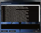 Total Extreme Wrestling 2005 Windows Upcoming important dates