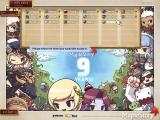 MapleStory Windows Server Select.