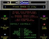 Orion Acorn 32-bit Some instructions