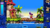 Shantae: Risky's Revenge iPhone Fighting monsters.