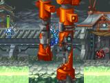 Mega Man X6 PlayStation Through the gates we go!