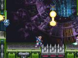 Mega Man X6 PlayStation Spikes and lasers. My worst enemies.