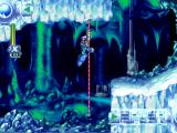 Mega Man X6 PlayStation Slide your way to victory.