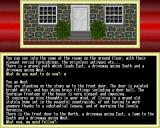 Maddingly Hall Acorn 32-bit The mansion entry