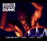 Barkley: Shut Up and Jam! SNES Japan Title