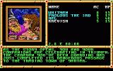 Gateway to the Savage Frontier DOS Story starts