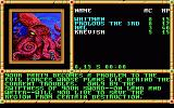Gateway to the Savage Frontier DOS Giant squid