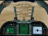 "Bogey: Dead 6  PlayStation Current mission is... ""Shoot Down the Stolen F-16"". However I'm preparing myself for another collision."