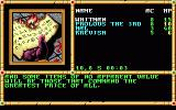 Gateway to the Savage Frontier DOS Magic scroll