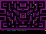 Muncher! ZX Spectrum Passing level 6.