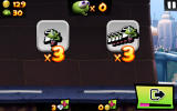 Zombie Tsunami Android Revive options after dying.