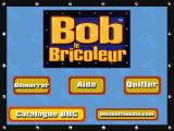 Bob the Builder: Can We Fix It? Windows The game's title screen <br><br>(French release)