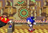 SegaSonic Popcorn Shop Arcade But Eggman reverses it.