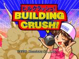 Building Crush! PlayStation Title screen.