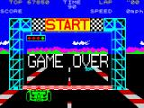"Pole Position ZX Spectrum ""This"" game was over, not ""the"" game... ok... I admit, this is really the end of the game (original release)."