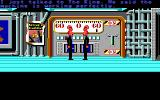 Zak McKracken and the Alien Mindbenders DOS Yet another diabolical plan to take over the world. (Hi-res)