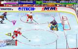 NHL Open Ice: 2 On 2 Challenge Arcade Detroit Red Wings on the attack