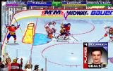 NHL Open Ice: 2 On 2 Challenge Arcade Hot goal