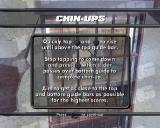 Rocky: Legends PlayStation 2 The training games are actually mini games in their own right and, apart from the locked game(s) can be played in any order<br>These are the instructions for Chin-Ups