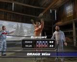 Rocky: Legends PlayStation 2 Career Mode fighting as Drago and he's just won his first fight