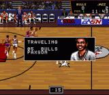 Bulls vs. Blazers and the NBA Playoffs SNES Penalty!