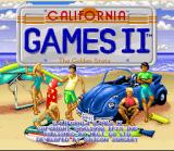 California Games II SNES Japanese Title