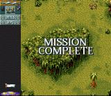 Cannon Fodder SNES The mission was a success!