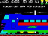Stop the Express ZX Spectrum Game success.