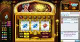 Ali Baba Slots Browser Three gems of any kind equals ten times the initial bet.