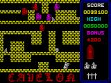 Cavelon ZX Spectrum Level 4.