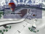 Skispringen 2000 Windows Ski jumping hill information
