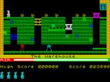Manic Miner ZX Spectrum The Warehouse.