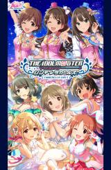 The iDOLM@STER: Cinderella Girls Android Launch screen.