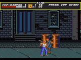 Streets of Rage Genesis Stage 2