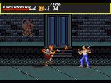 Streets of Rage Genesis Damn freak...