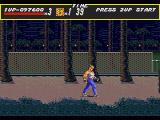Streets of Rage Genesis Stage 3