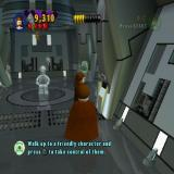 LEGO Star Wars: The Video Game PlayStation 2 Swapping characters is an essential part of the game. There are some doors that only the droids can open