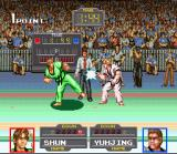 Taekwon-Do SNES Nice kick