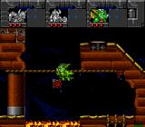 Norse by Norse West: The Return of the Lost Vikings SNES Scorch the dragon