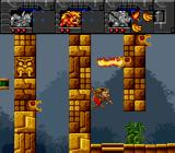 Norse by Norse West: The Return of the Lost Vikings SNES There are places that only Fang can reach