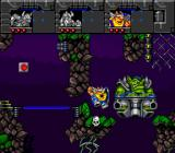 Norse by Norse West: The Return of the Lost Vikings SNES Evil Tomator