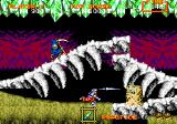 Ghouls 'N Ghosts Genesis The Crystal Forest