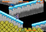 Ghouls 'N Ghosts Genesis Down the Ice Slopes